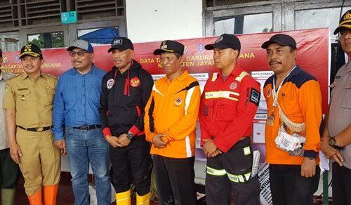 Wabup Giri dan Walikota Jayapura beserta Tim