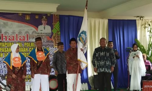 Jama'ah calon haji kabupaten jayapura